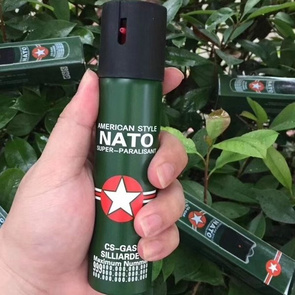 2019 new 60lm 40lm 20lm Maximum Strength Protector Pepper Spray Best Self Defense & Personal Protection