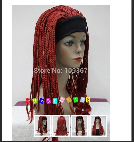 shun j001647 Fashion Style Women Party Anime Cosplay Wavy Bangs Synthetic Hair Full Long Wig can choose