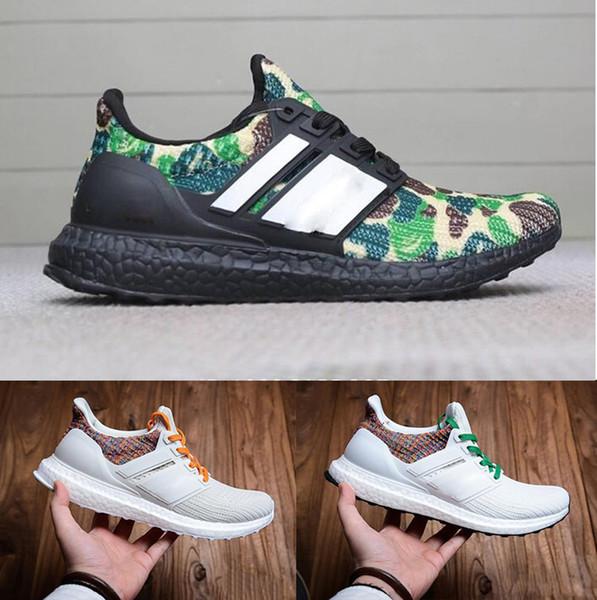 Sıcak satış UltraBoost 4.0 Atletik Ayakkabı için spor ayakkabı CNY Yüksek Kaliteli Açık Trainer Yürüyüş kadınlar Sneaker Ultra tasarımcı ayakkabı