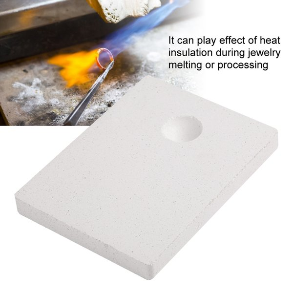 Jewelry Making Tool Insulating Firebrick for Jewelry Melting Welding Thermal high temperature resistance Processing Tool