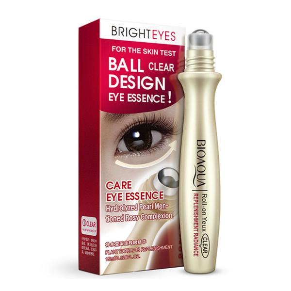 LA PIEL CREMA masaje diapositiva bola esencia reafirmante removedor anti envejecimiento círculo oscuro arrugas hidratante activar crema