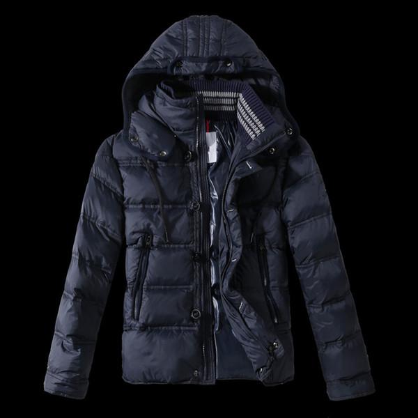 Frete grátis 90% inverno novas mulheres e homens ganso baixo Chilliwack bombardeiro com capuz quente casal modelst par de casaco de pele parka