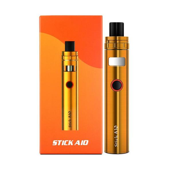 Vara AIO Kit Vape 1600 mAh Bateria 0.23ohm Dual Coil Vaporizador Kit Cigarro Eletrônico VS Vape Pen 22