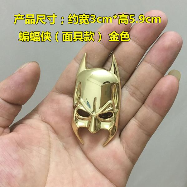 Mask-Golden