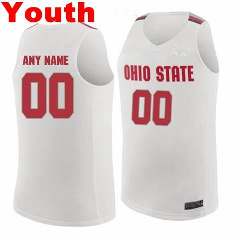 Youth white red