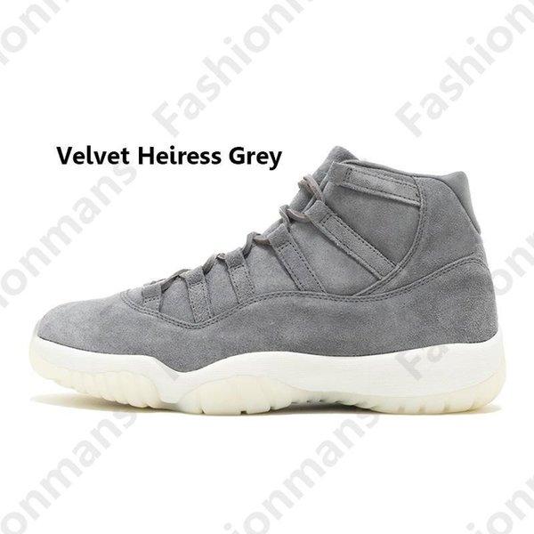 # 12 Velvet Heiress Grey
