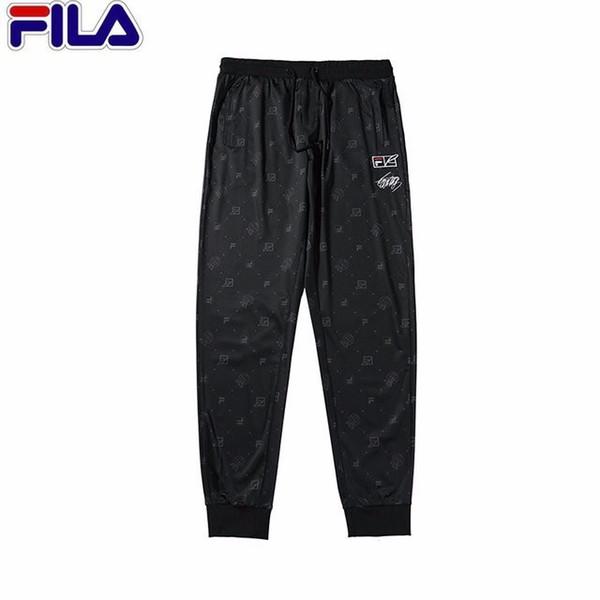 Пара брюки 2019 новых хлопка брюки тенденции моды высокого класса личности мужчин и женщин спортивные брюки 718 594575850