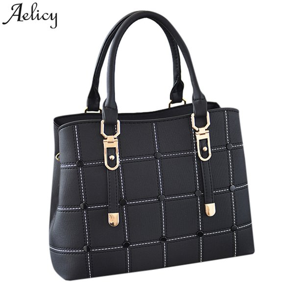 Aelicy bags women Leather Wild Retro Crossbody Bags Lady Girls Fashion PU Zipper Square Bag Female Messenger Shoulder