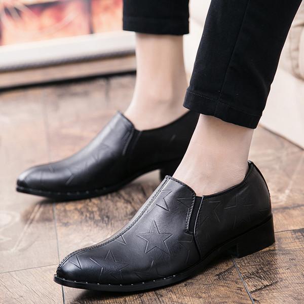 Zapatos Los Para Compre De Otoño Vestir Negros Primavera Sirve 85ZqE