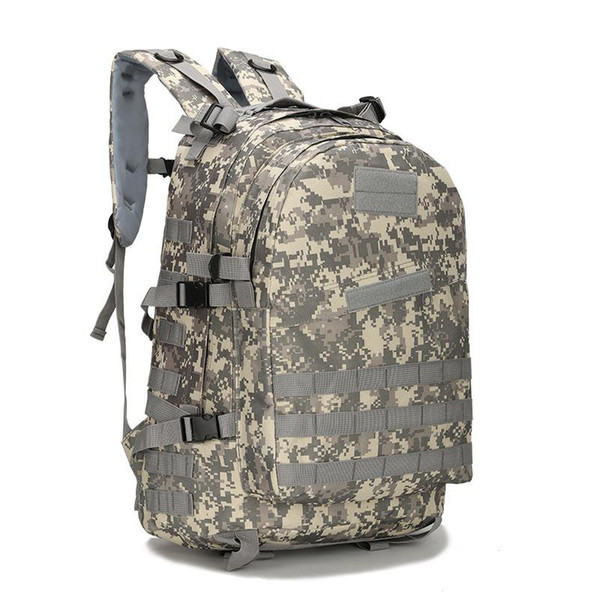 23Inch Laptop Travel Backpack WINNER WINNER CHICKEN DINNER 3 Level BackPack Waterproof 3 Days Outdoor Expedition Molle System