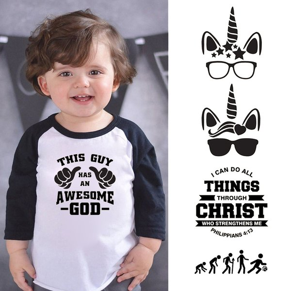 2020 LYTLM Jesus Christ T Shirt Evolution Unicorn Tshirt For Kids Jongens Kleding Boys Clothes 4 6 8 10 Years Girl T Shirt Children From Windowplant,