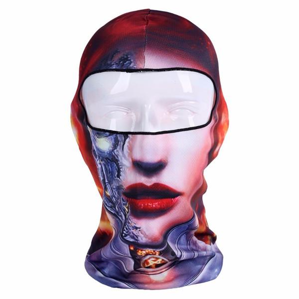 Skiing Accessories Winter Fleece Ski Masks Headscarf Windproof Sunscreen Sport Trainning Exercise Cycling Headwear Skiing Bib