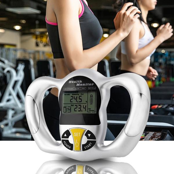 Hot Body Fat Monitor Hand Held Body Mass Index BMI Health Monitor D.26