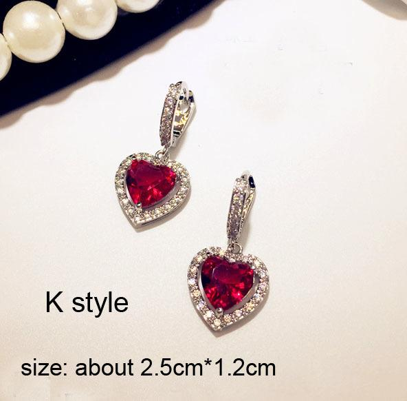 K style-Hot Pink