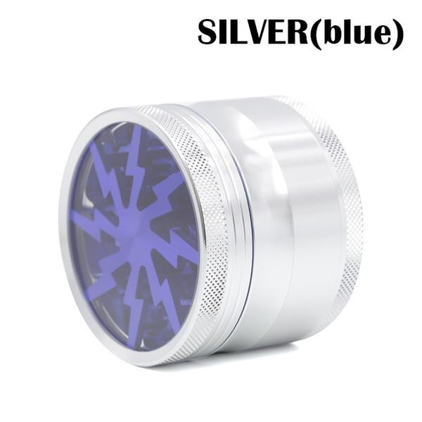 Gümüş (mavi)