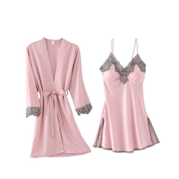 2PCS Pink