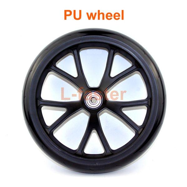 10 Spokes wheel