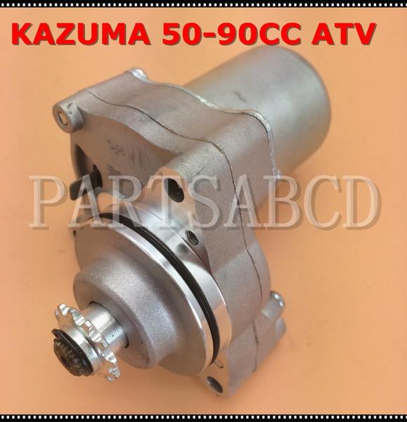 57mm Length Starter Motor For Kazuma 50cc 90cc Atv Quad Discount Arctic Cat Atv Parts Discount Atv From Nqingfeng 82 59 Dhgate Com