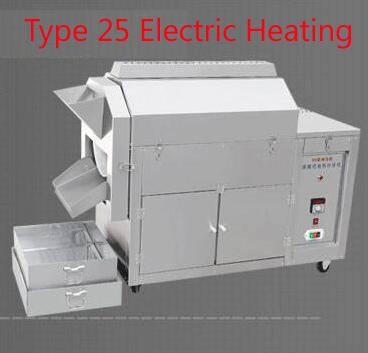 25 Type de chauffage électrique