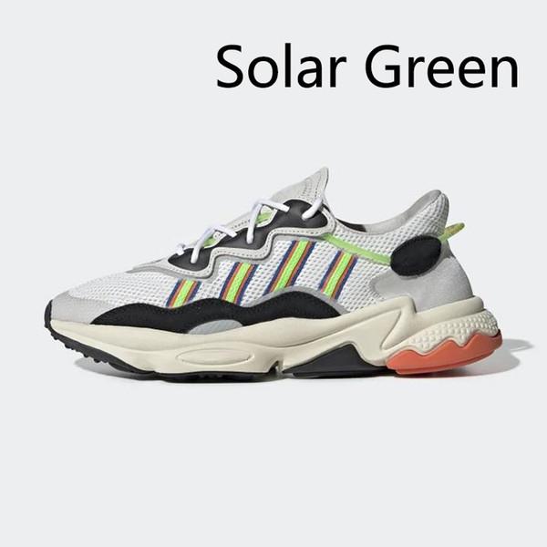 Güneş yeşil