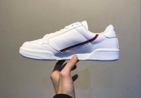 Mens & Women 36-45 Antique Rascal Leather x Kanye West Casual Shoes White OG Core Black Aero Blue Grey Pink Fashion Sneakers216