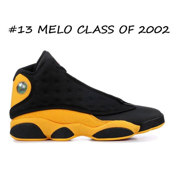 # 13 CLASSE MELO DE 2002