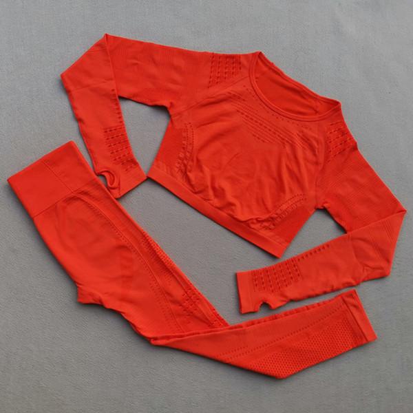 Orange 2pcs set