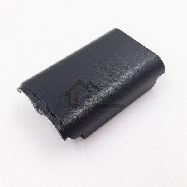 إكسسوارات أجزاء استبدال الكومة [50pc / lot] جودة عالية بطارية حزمة غطاء شل درع حالة كيت ل xbox 360 لاسلكي تحكم ...