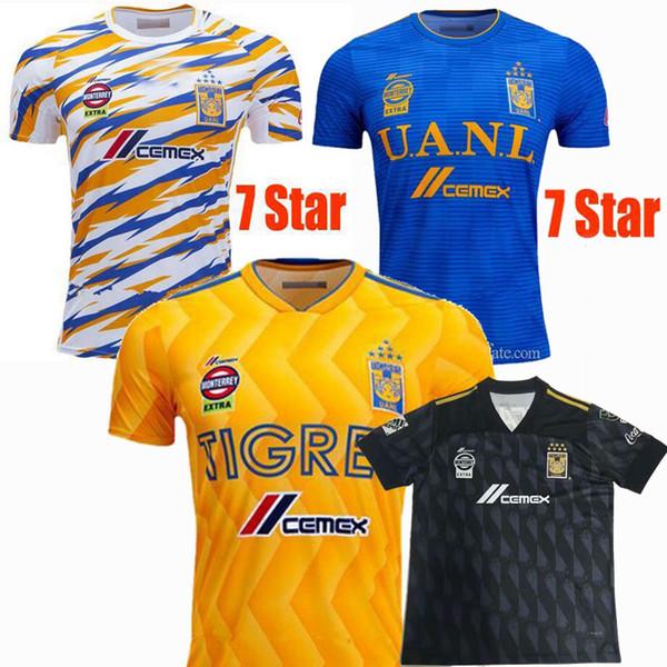 Tigres UANL Soccer Jersey Liga Mx