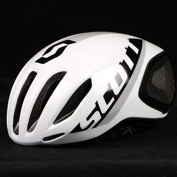 2018 SCOTT pneumatic cycling helmet road car iron three cars applicable CADENCE PLUS