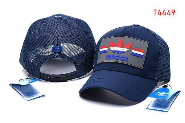 New Style High quality brand AD bone Curved visor Casquette baseball Cap women gorras Bear dad polo hats for men hip hop Snapback Caps 12