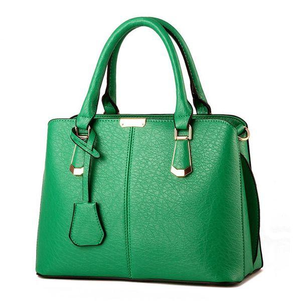 MONNET CAUTHY Borse Donna Conciso Tempo libero Moda Elegante Borsa da donna per ufficio Tinta unita Rosa Cielo Blu Verde Vino Rosso Borsa tote