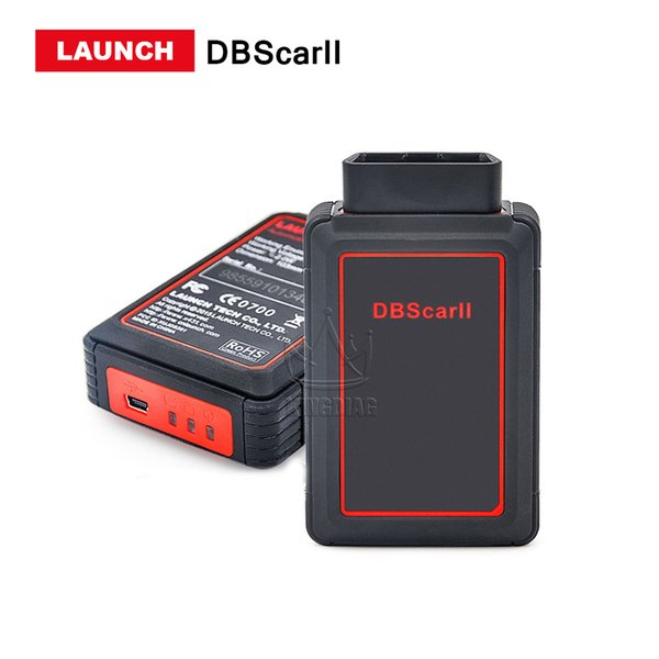 Launch X431 new bluetooth connector for V V+ pro pro3 pros pro3S update online Bt DBScar DHL free shipping