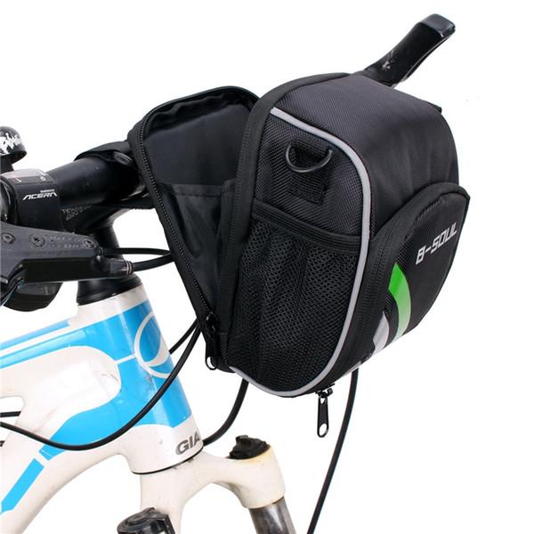 Dağ Bisiklet Bisiklet Ön Çanta Açık Bisiklet Sürme Çanta Çapraz Sırt Çantası veya Cepler için Kullanılabilir Kullanılabilir # 454980