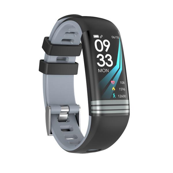 G26S Smart Bracelet Color Screen IP67 Waterproof Heart Rate Blood Pressure Oxygen Multi Sport Mode Pedometer Fitness Band