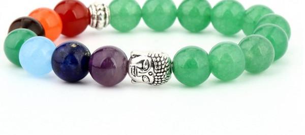 6mm xy5345 mulitcolor rainbow elastic agate Onyx lava Bracelet energy Healing Balance Prayer Reiki Chakra Buddha Yoga Bangles