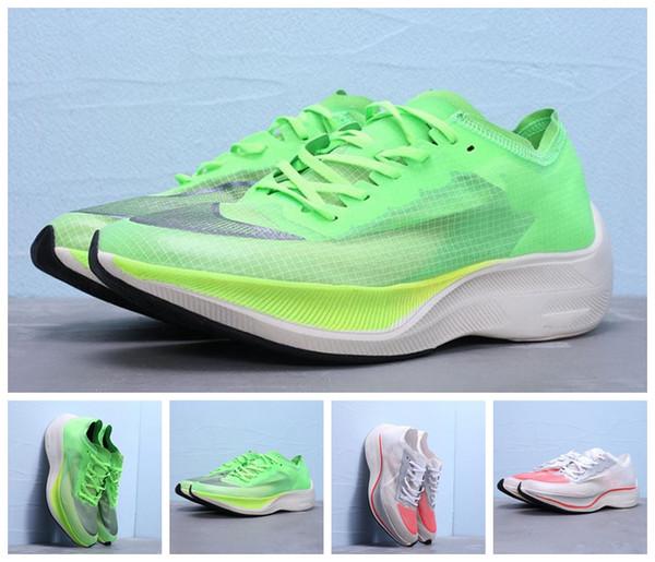 NIKE Nuevo ZoomX Fly SIGUIENTE% Zapatillas de correr de maratón para hombres Mujeres Zapatillas de deporte ocasionales y transpirables Zapatillas deportivas para hombres