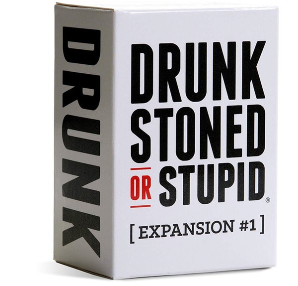 DRUNK STONED OR STUPID card Expansion