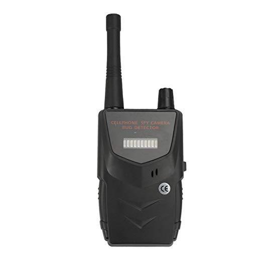 Anti Spy Wireless RF Signal Bug Drahtlose Kamera Spion Detector Erkennt WiFi Audio Handy Sicherheit Detector