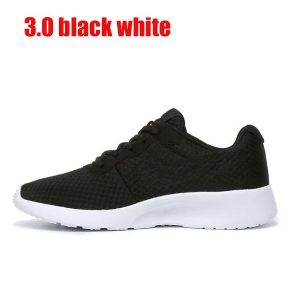 3.0 blanco negro con el símbolo blanco 36-44