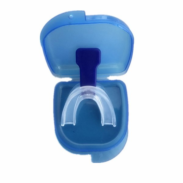 Stop Snoring Solution Soft Silicone Mouthpiece Anti Snore Brace Good High Quality Night Sleeping Guard WB530