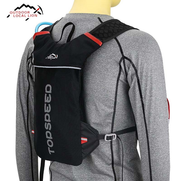 5L Running Water Bag Hydration Backpack For Running Jogging Women Men Bicycle Backpack Accessories 3Colors #189593
