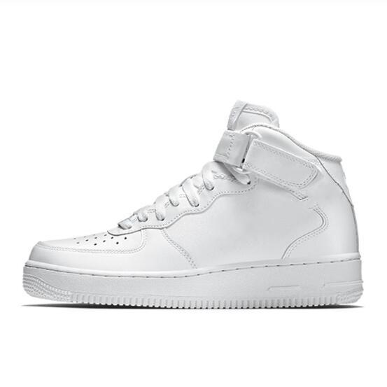 1 bianco alto bianco
