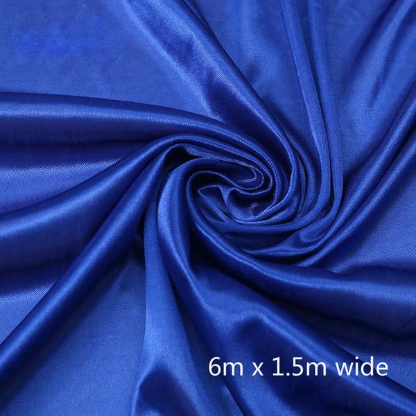 1.5*6m blue2 curtain