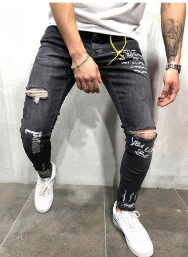 Biker Jeans 10