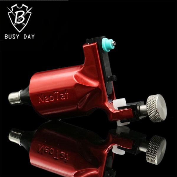Body Art Machines NeoTat rotatif machine Liner moteur suisse Shader offre le meilleur Rotary Tattoo Gun pour Tattoo Artist