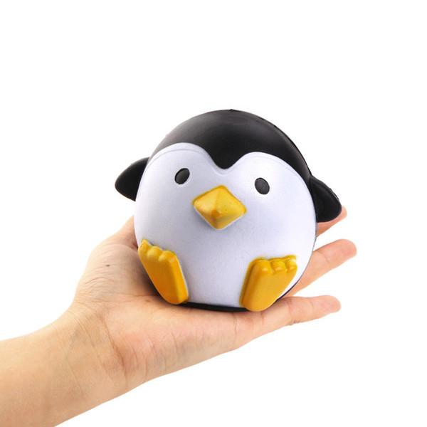 Baby penguin personnalisé Jumbo Aimant