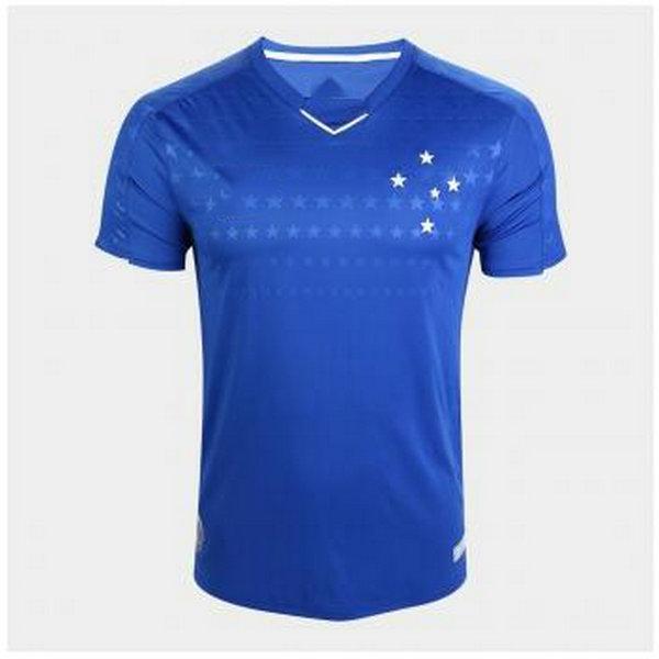 Magliette da uomo Cruzeiro Home 2019 di alta qualità Magliette da adulto 2020 Cruzeiro