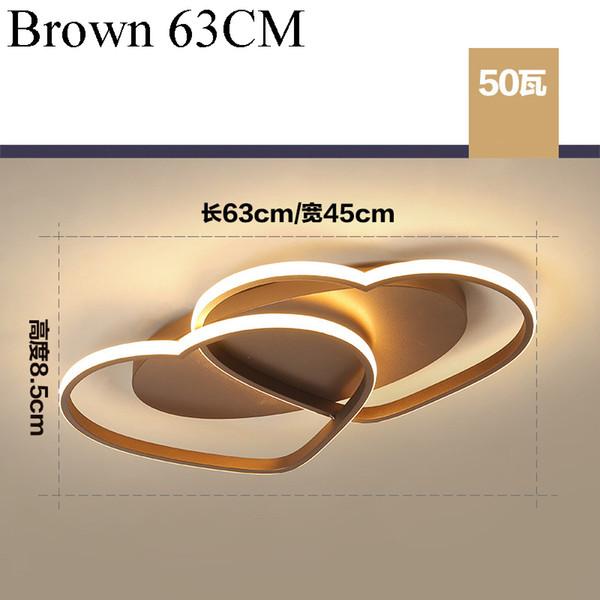 D63CM marrone