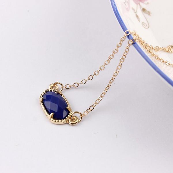الذهب الملكي الأزرق